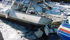 Boat Salvage